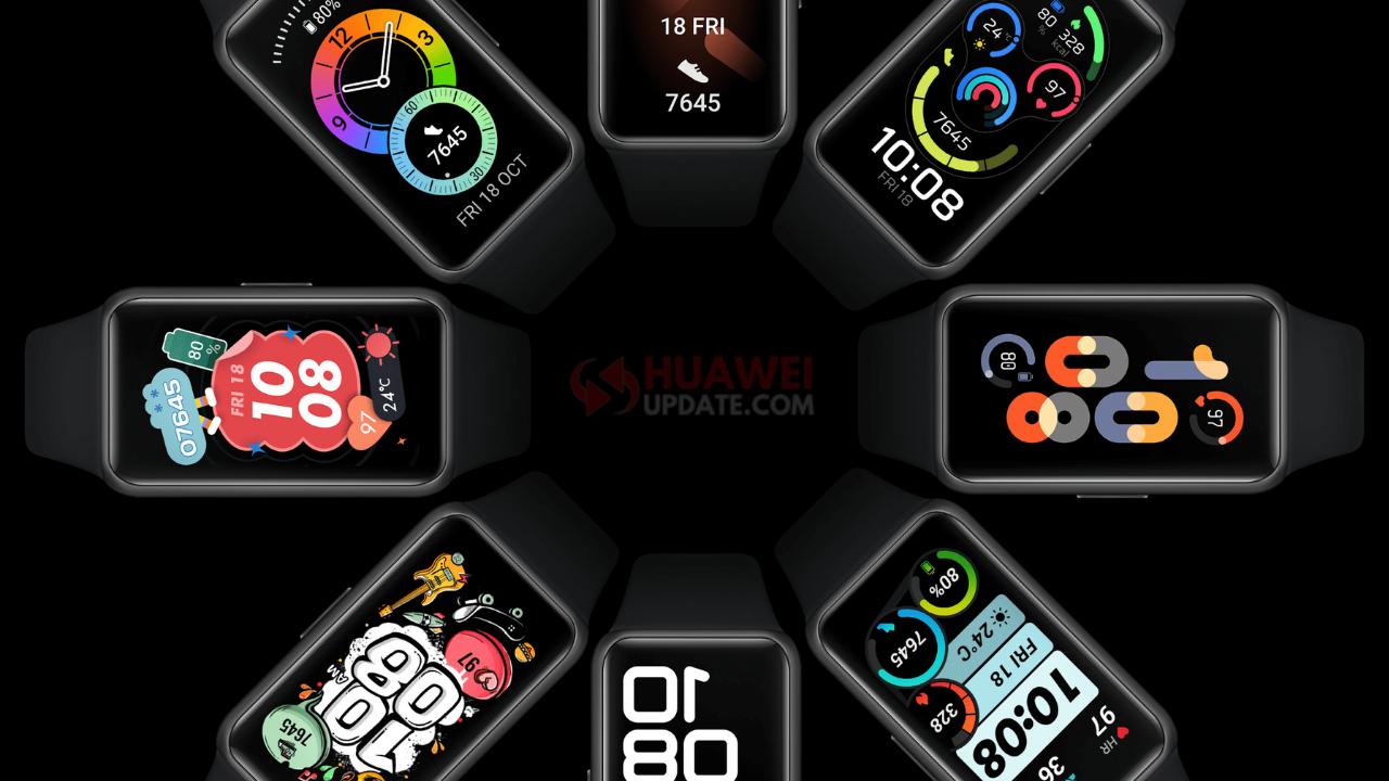 Huawei Band 6 Russia Deal