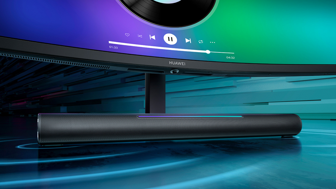 Huawei MateView display