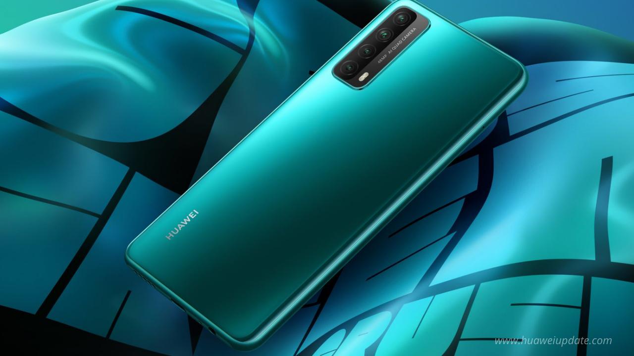 Huawei P Smart Z 2021