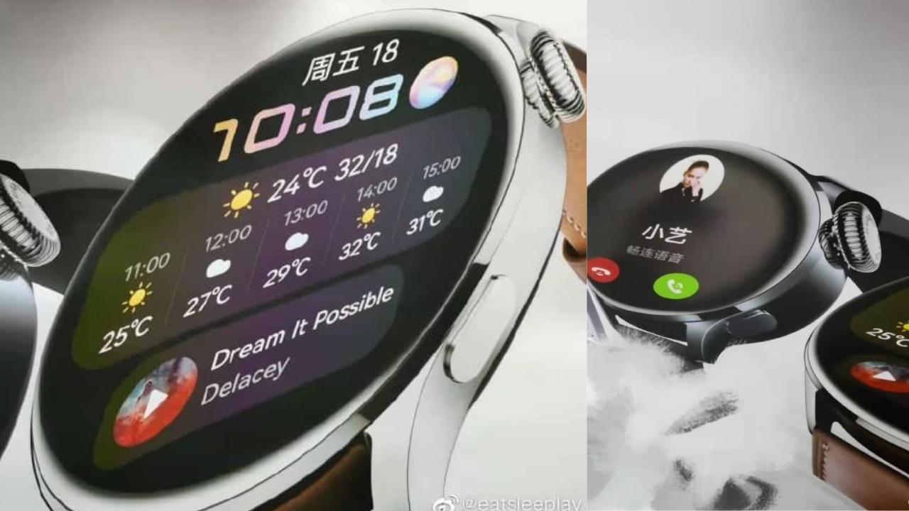 Huawei Watch 3 Preview