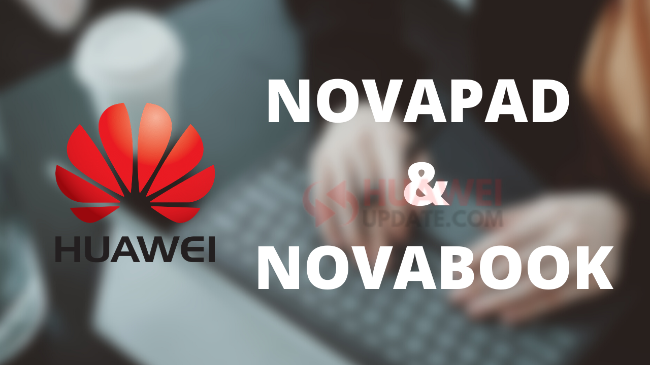NOVAPAD and NOVABOOK