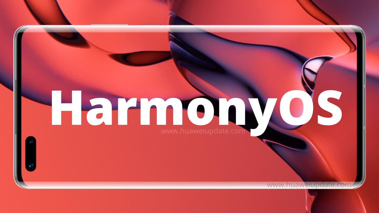 HarmonyOS Huawei - HU