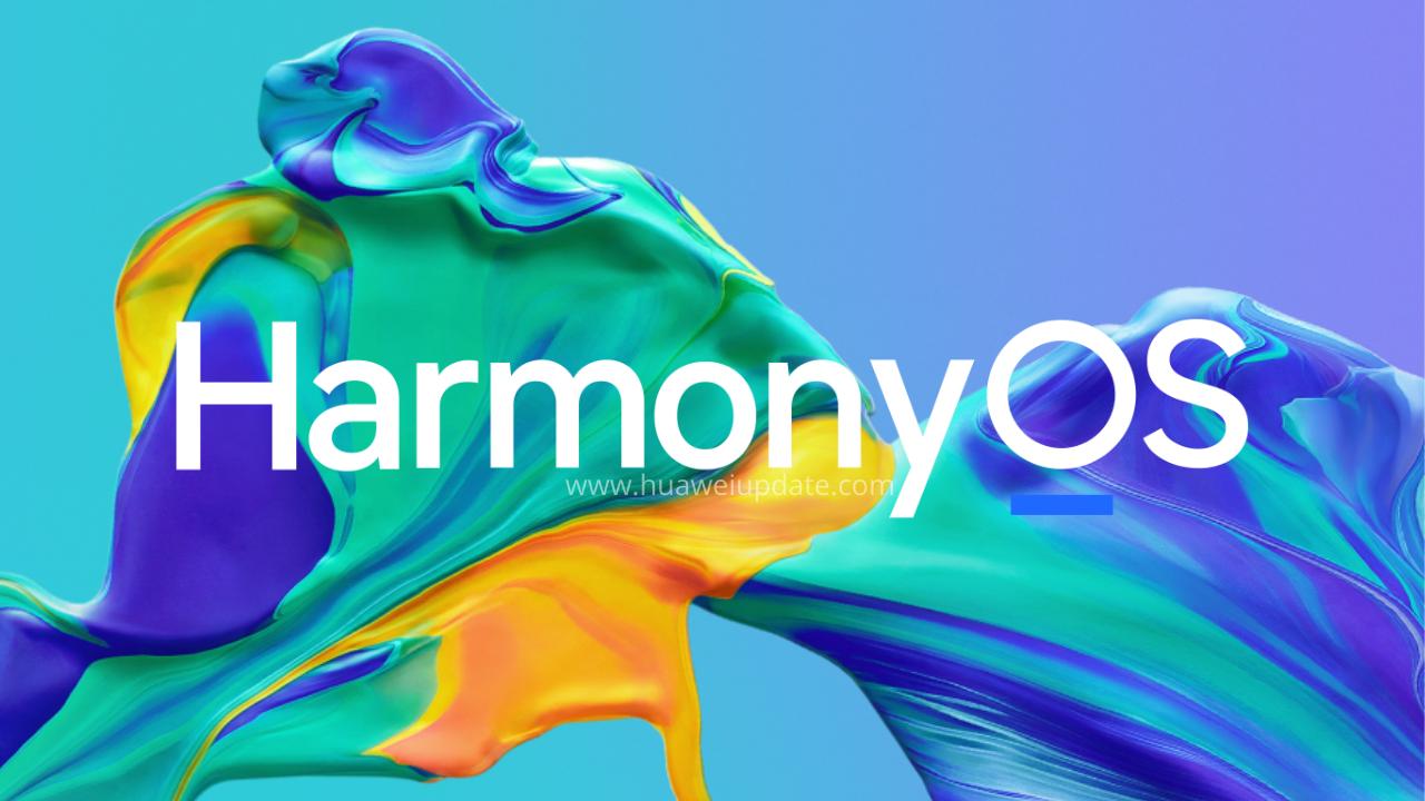 HarmonyOS Huawei Update (1)