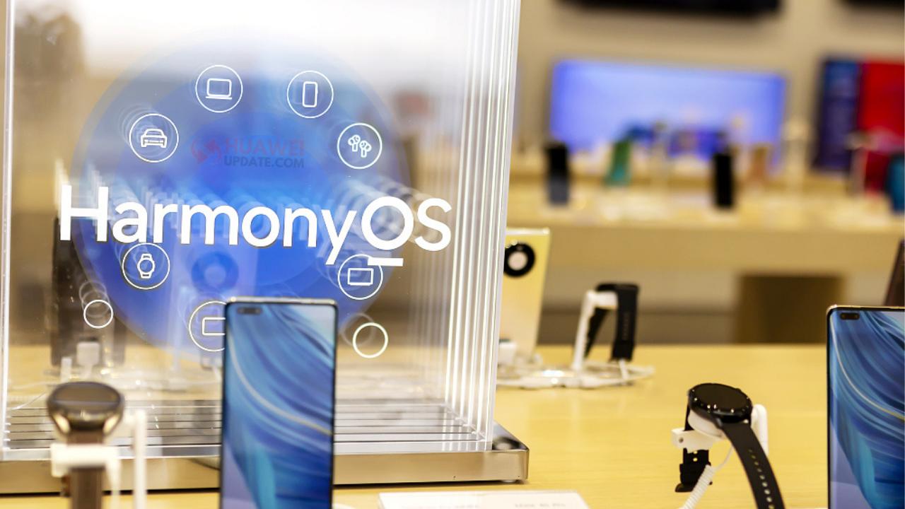 HarmonyOS - Huawei Update