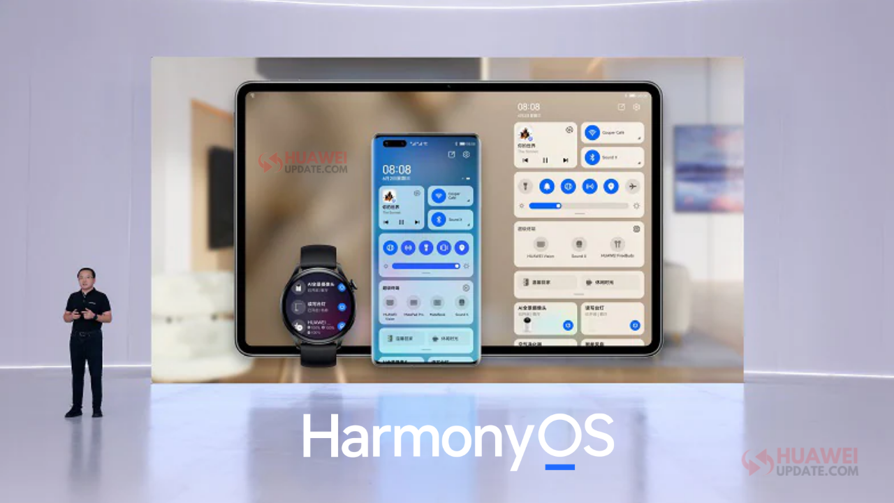 Huawei HarmonyOS Event Highlight