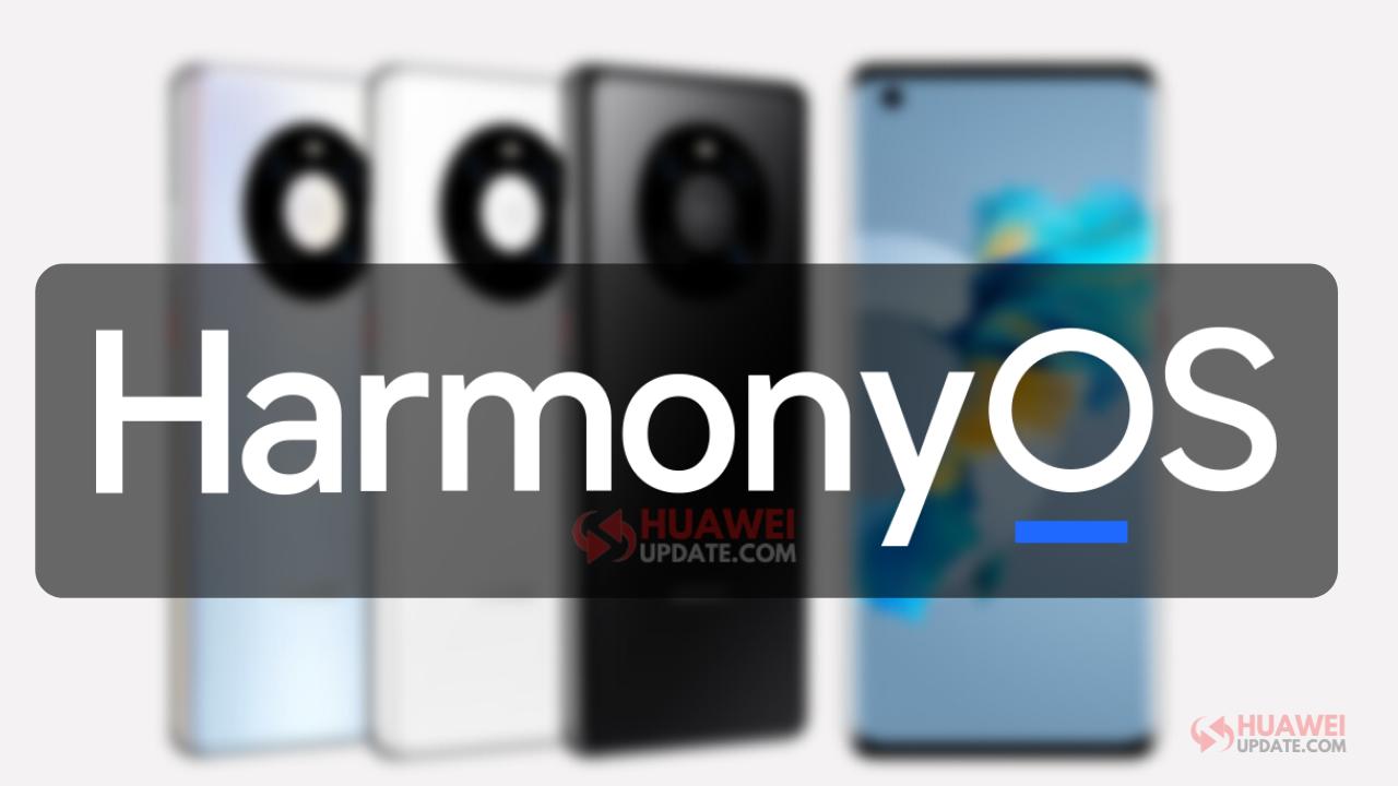 Huawei Mate 40 -HU HarmonyOS