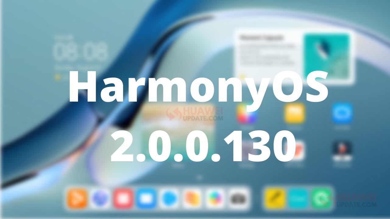 Huawei MatePad Pro 12.6 HarmonyOS 2.0.0.130
