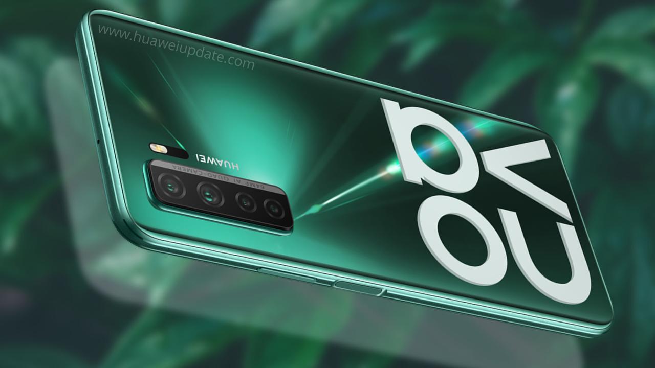 Huawei Nova 7 SE 5G-HU