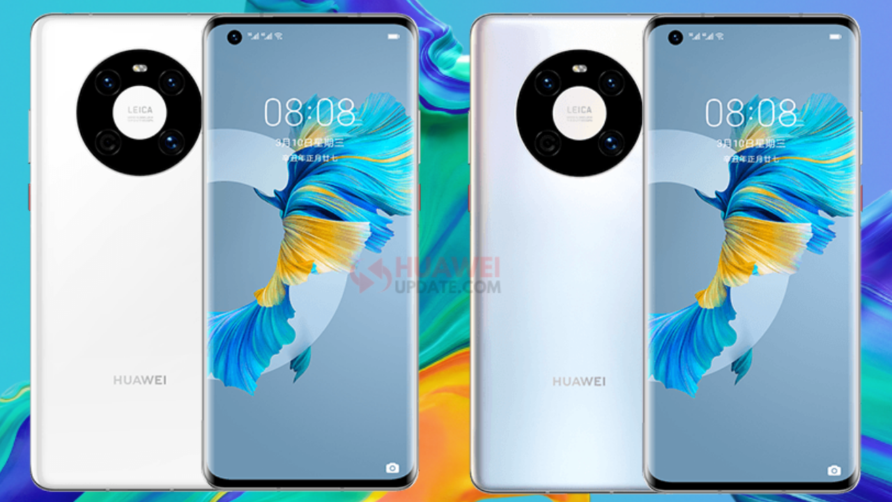 Huawei Products with HarmonyOS