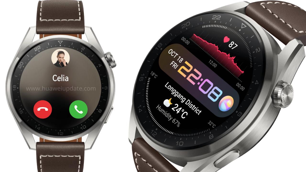 Huawei Watch 3 -HU