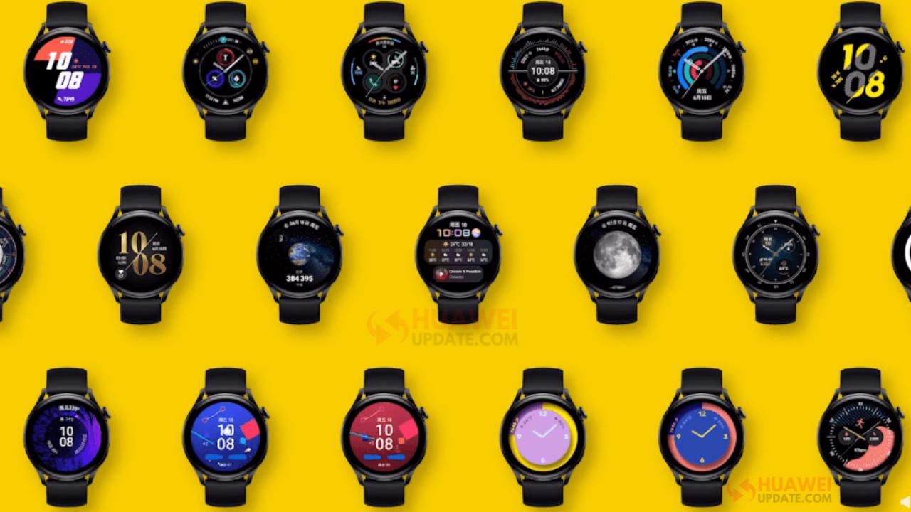 Huawei Watch 3 and Watch 3 Pro