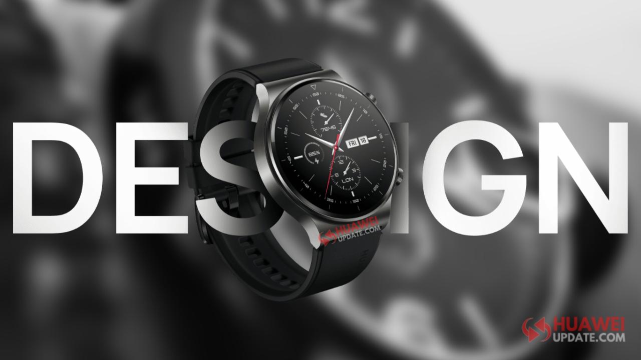 Huawei Watch GT 2 Pro -HU