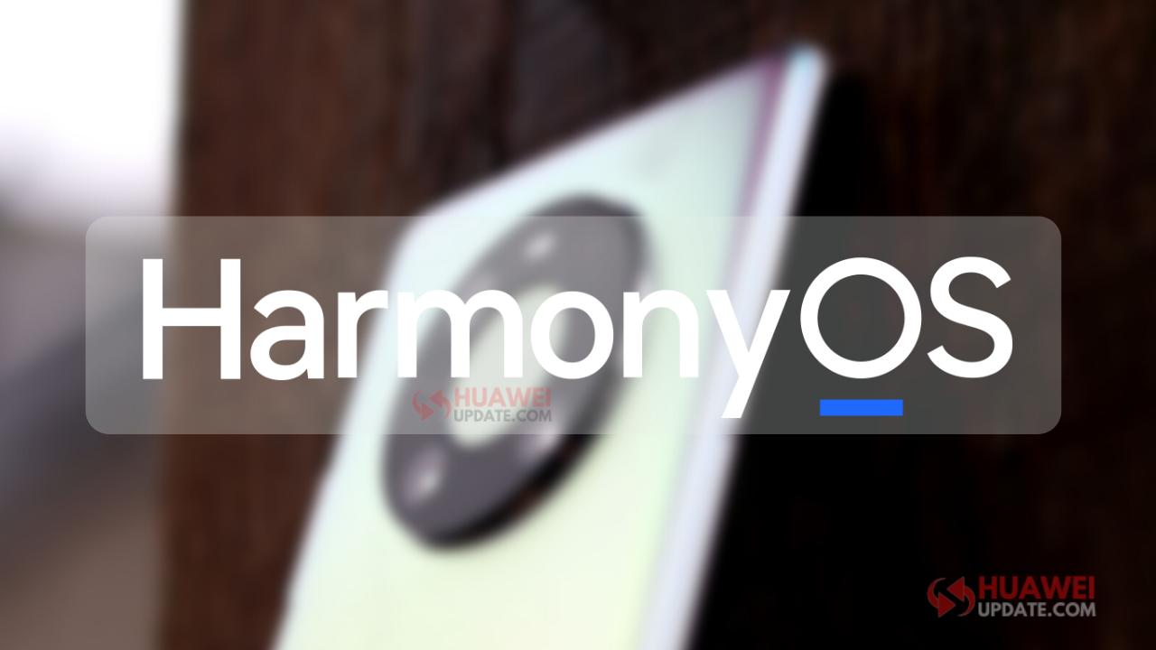 Mate 40 - HarmonyOS 2.0 update