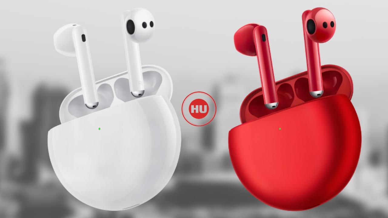 Freebuds 4 Huawei