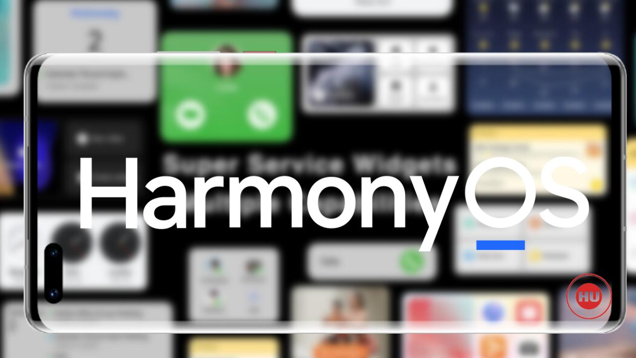 HarmonyOS HU main image