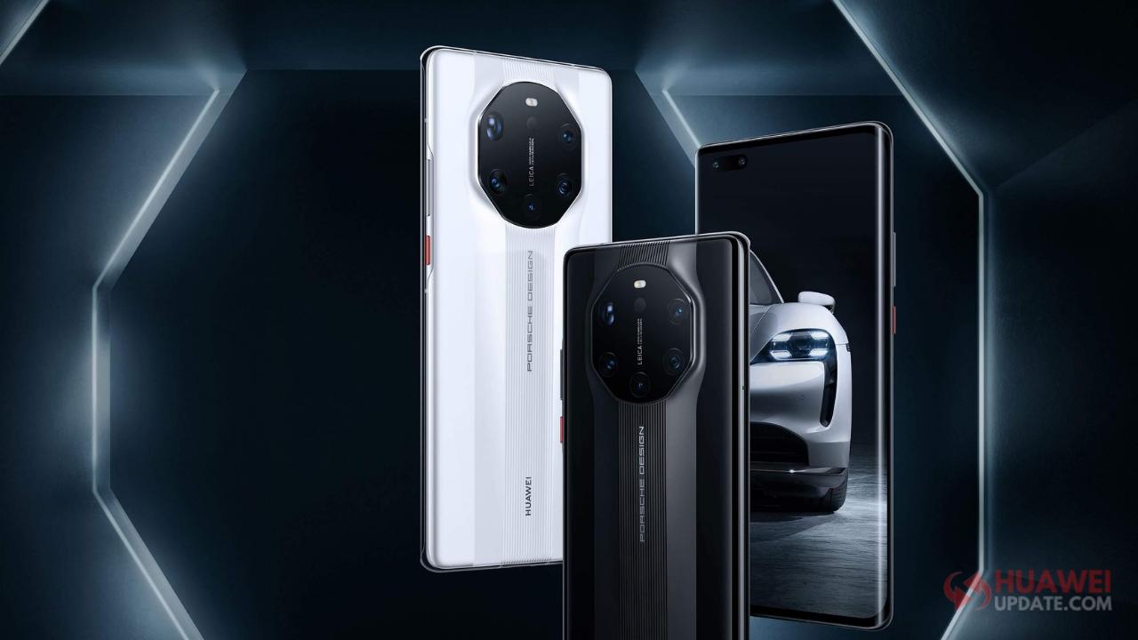 Huawei Mate 40 RS -HU