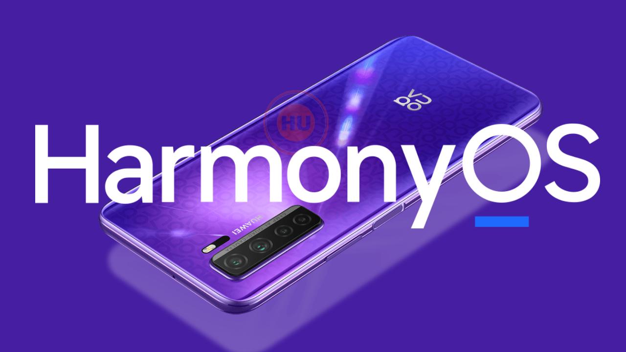 Huawei Nova 7 SE 5G HarmonyOS