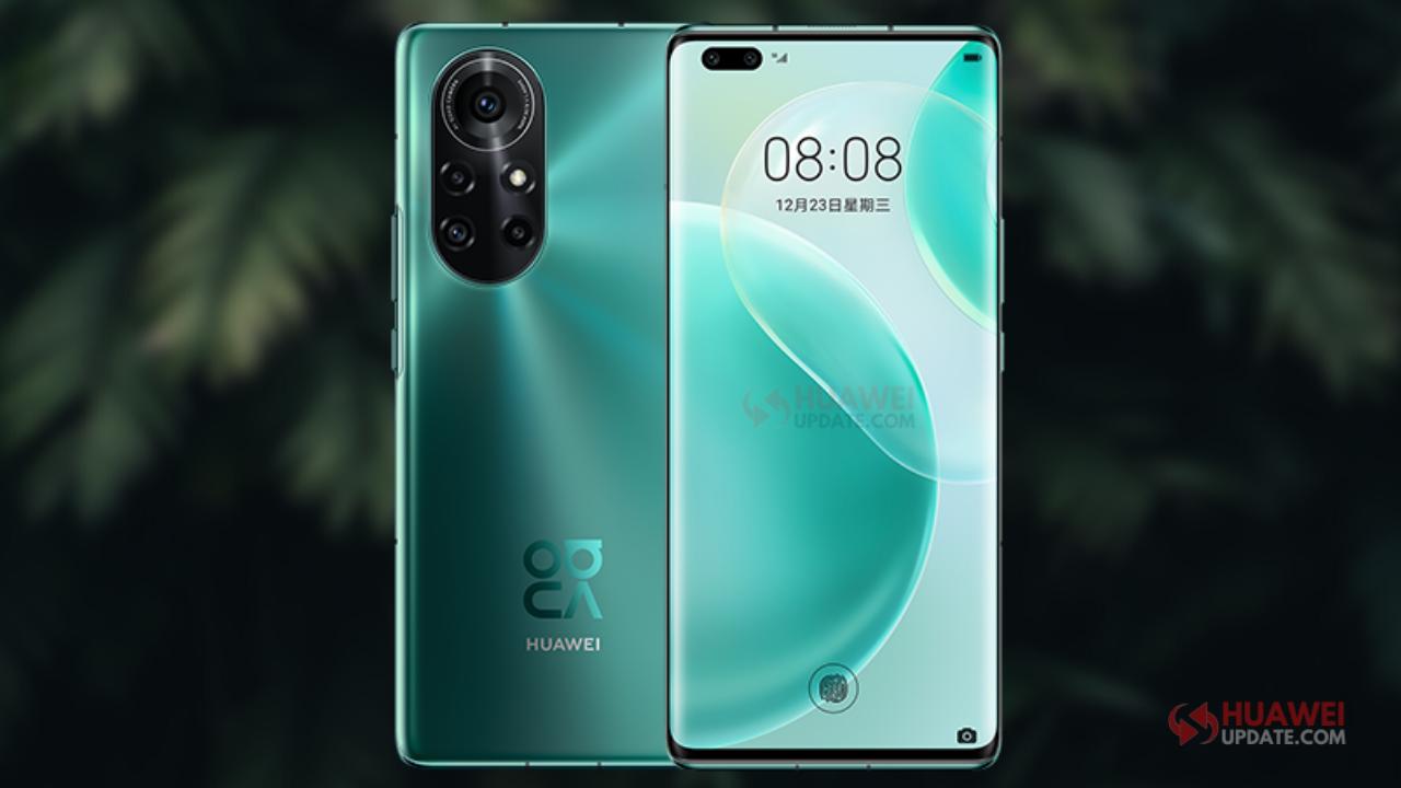 Huawei Nova 8 Pro HarmonyOS