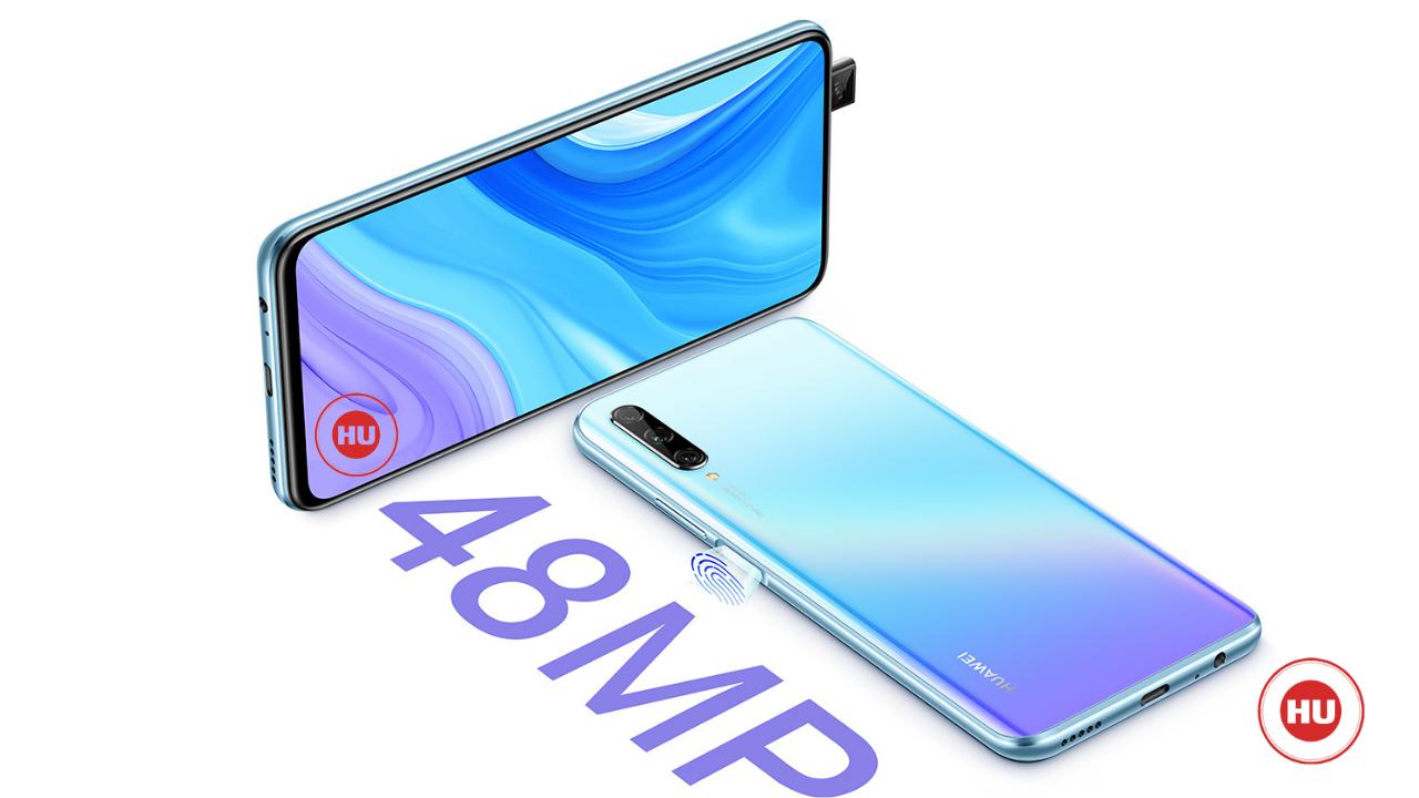 Huawei Y9S May 2021 patch -HU