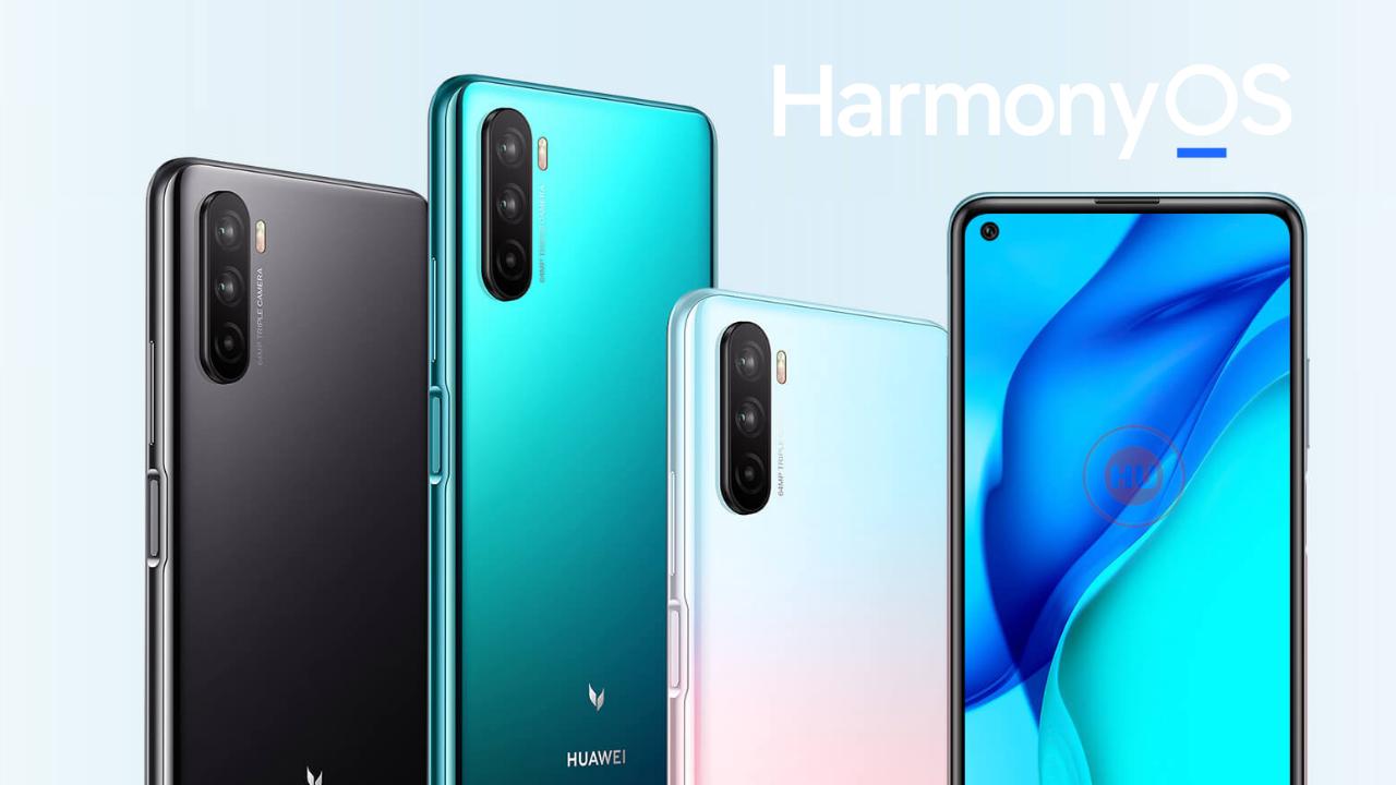 Maimang 9 HarmonyOS beta update