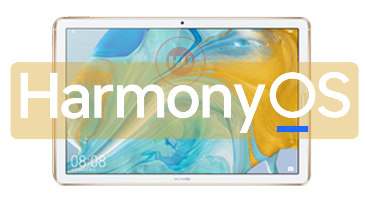 MediaPad M6 HarmonyOS