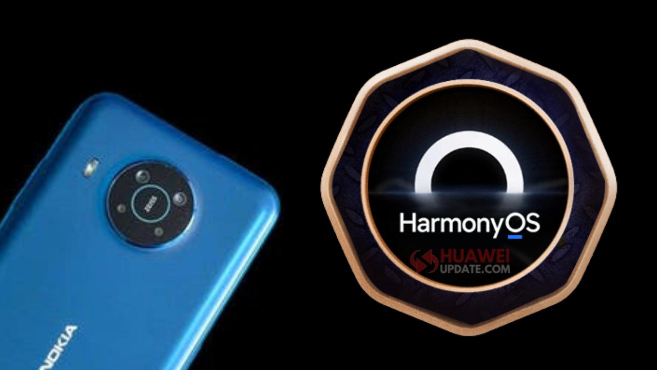 Nokia X60 with HarmonyOS