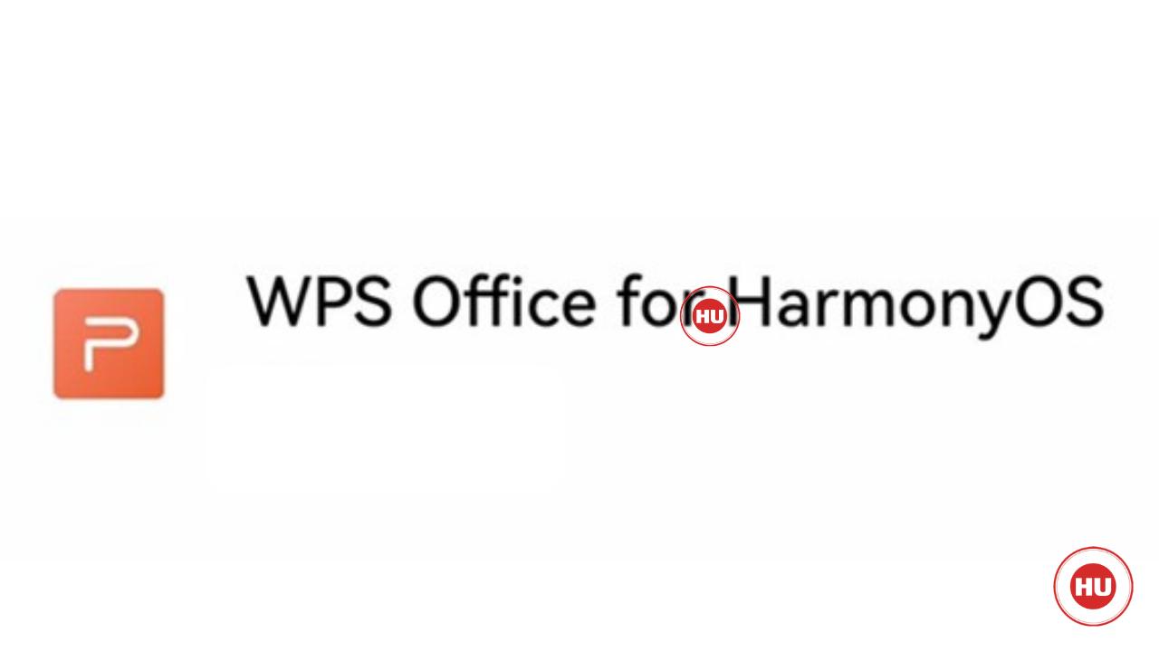 WPS office for HarmonyOS