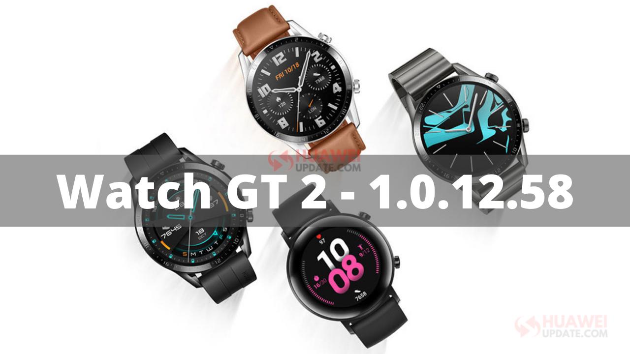 Watch GT 2 - 1.0.12.58