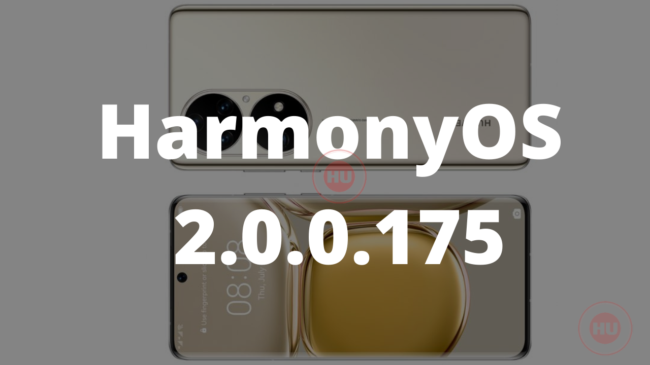 HarmonyOS 2.0.0.175