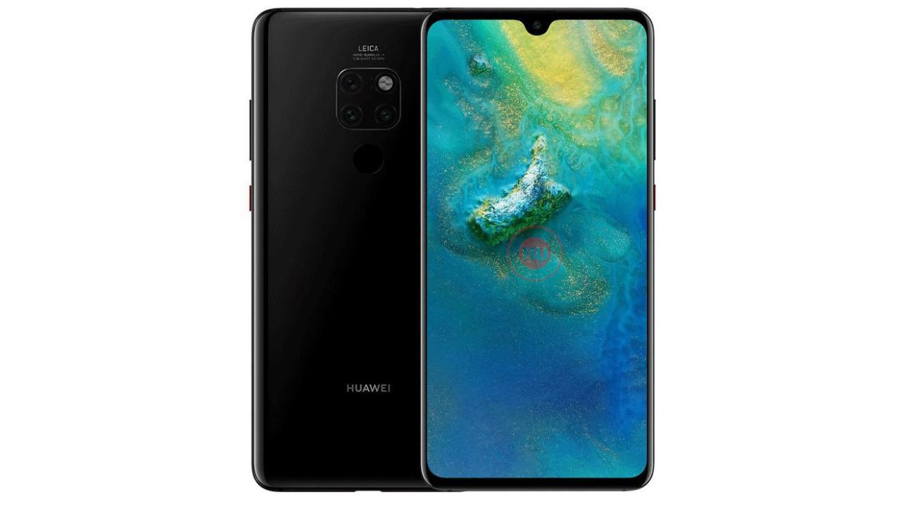 Huawei Mate 20 - HU