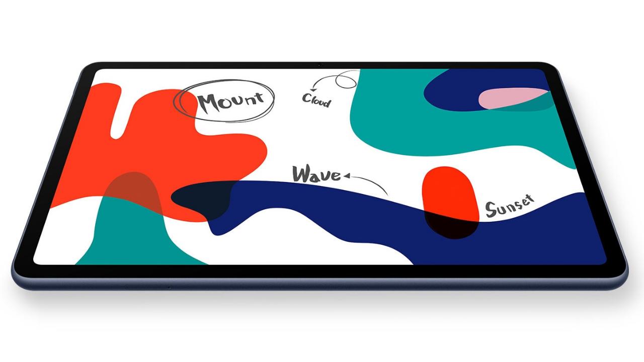 Huawei MatePad 10.4 update