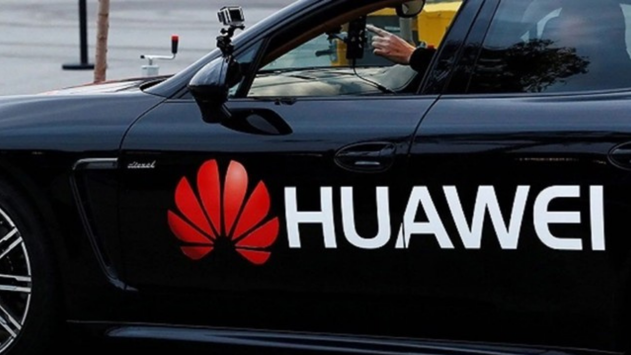 Huawei Smart Car News