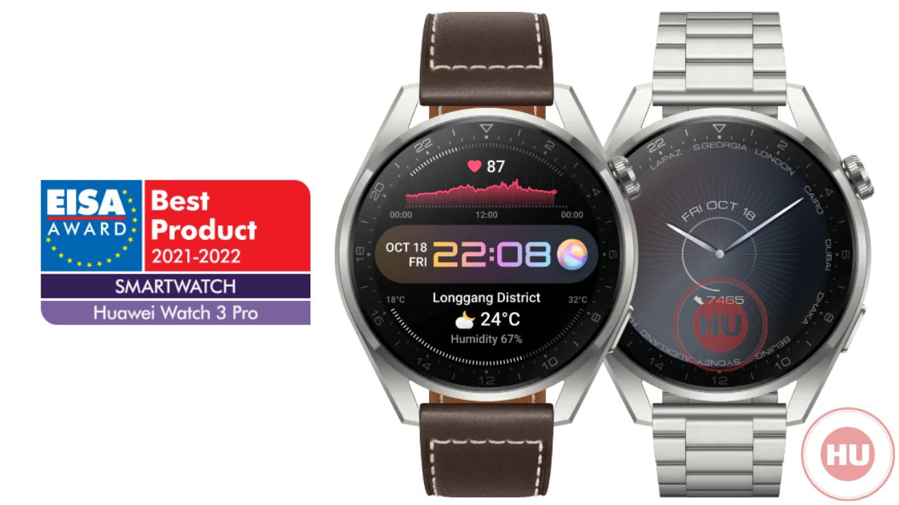Huawei Watch 3 Pro EISA
