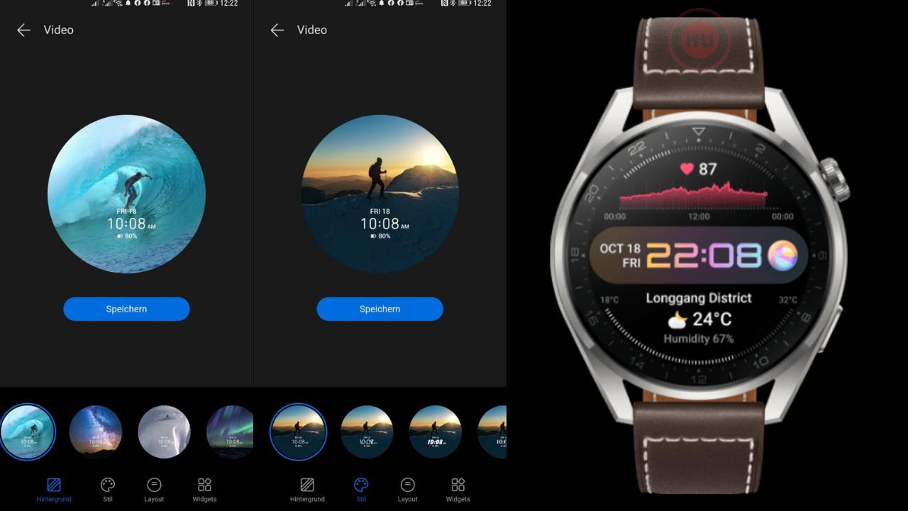 Huawei Watch 3 Pro HarmonyOS Update Version 2.0.0.179