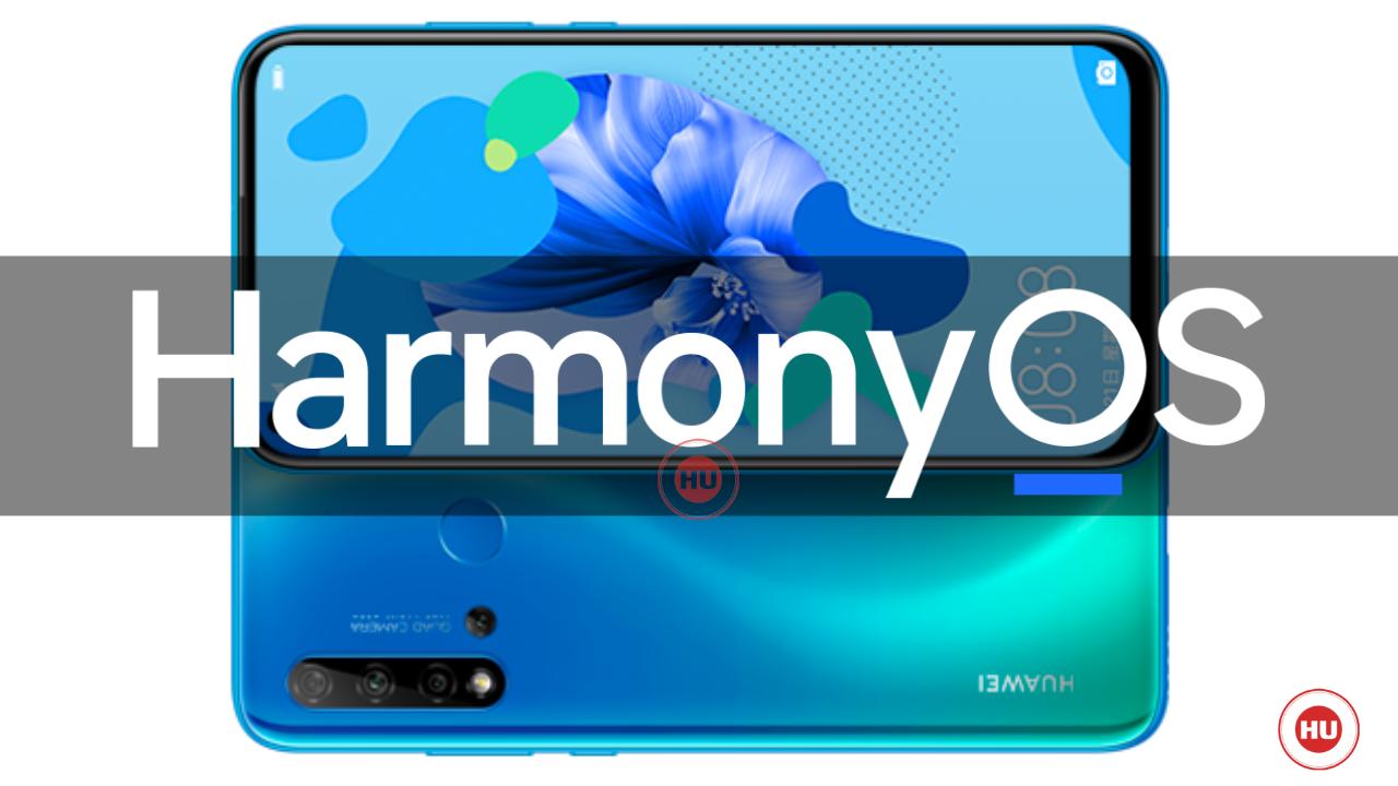 Nova 5i HarmonyOS public beta