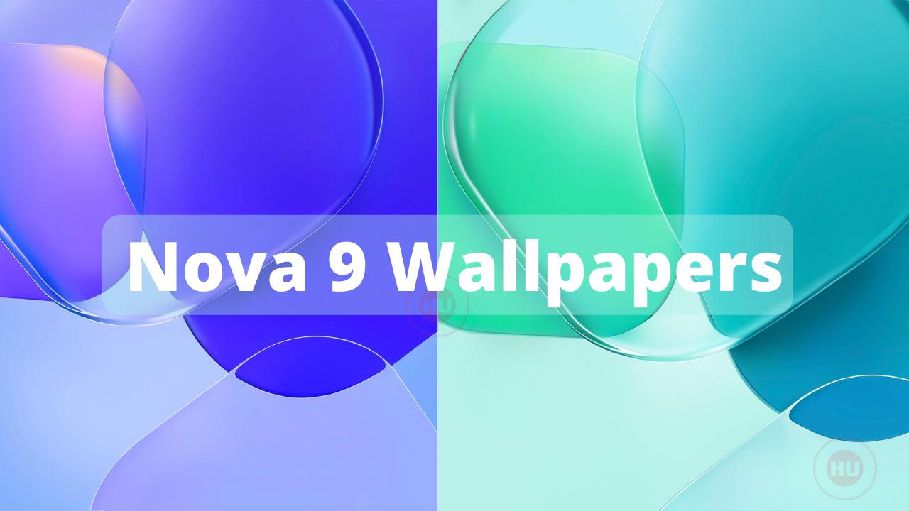 Download Nova 9 Wallpaper