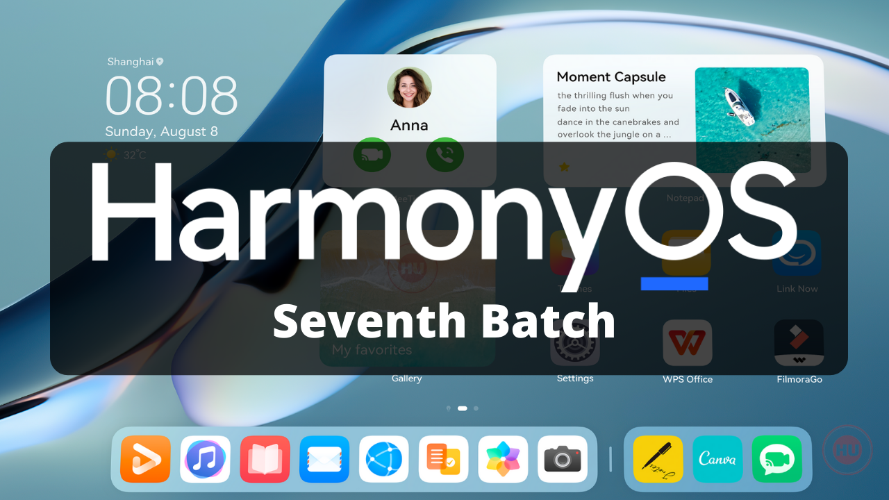 HarmonyOS Seventh Batch
