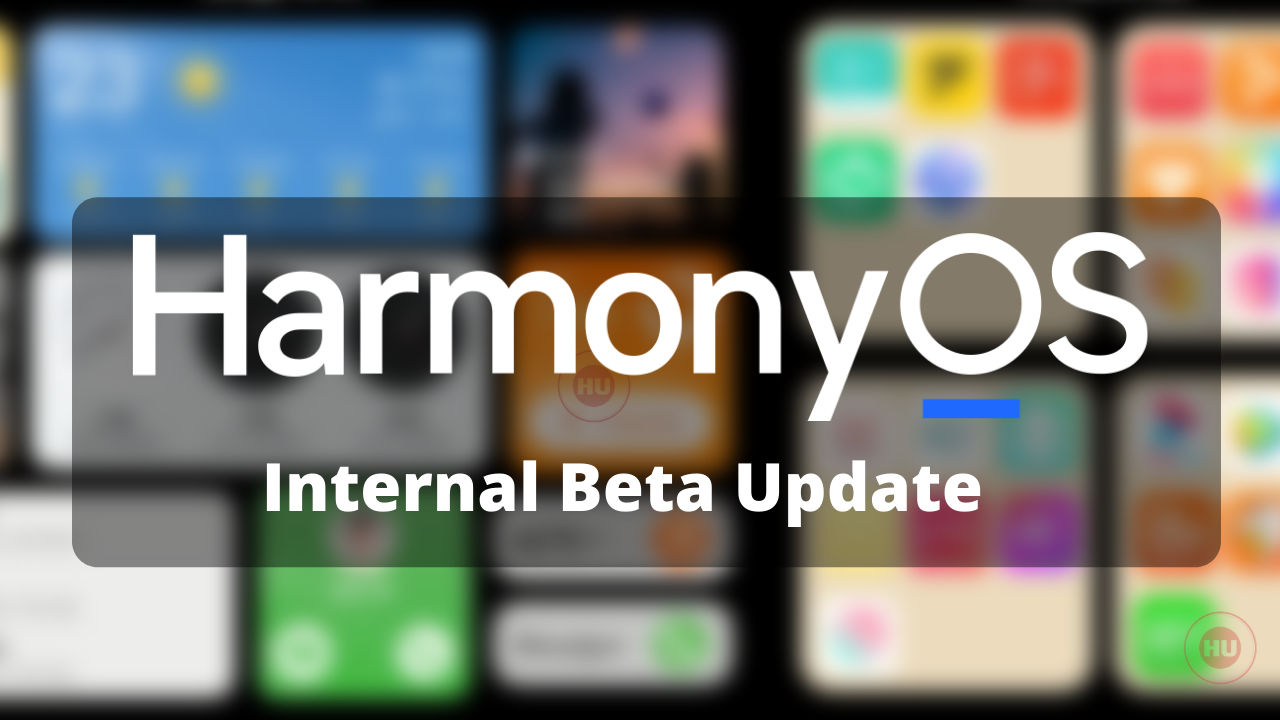 HarmonyOS internal beta update