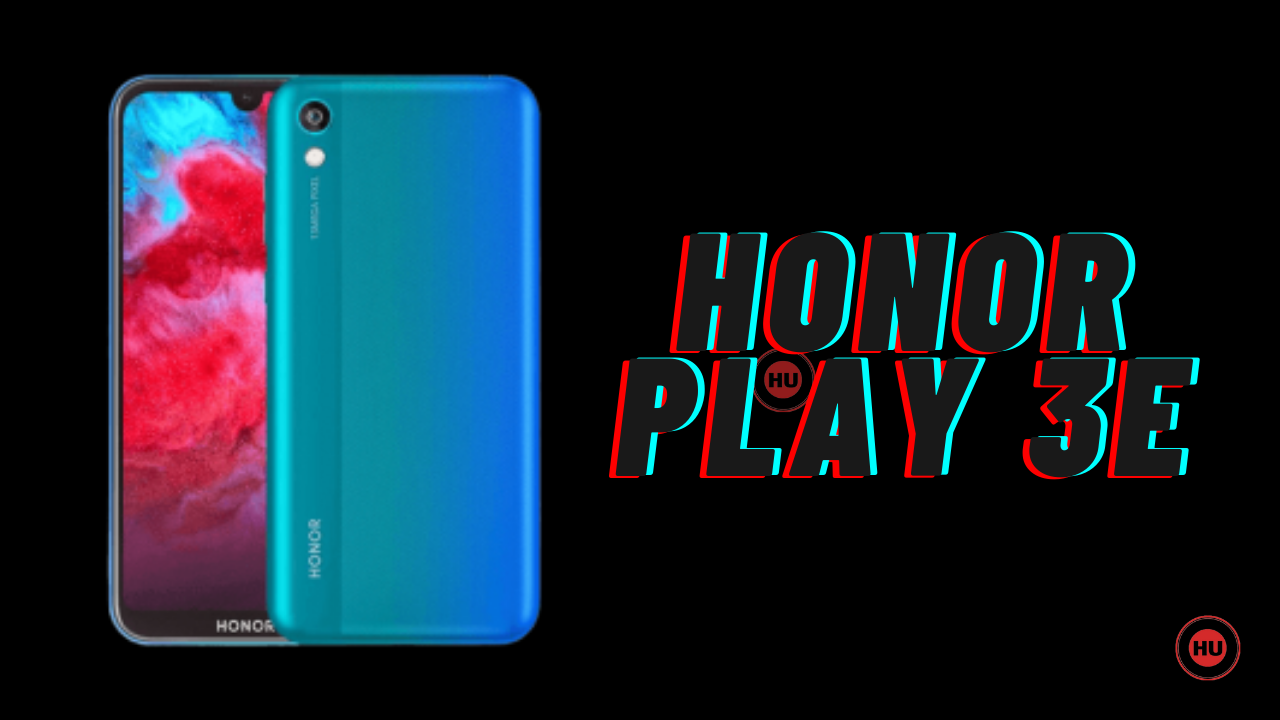 Honor Play 3 and 3e update