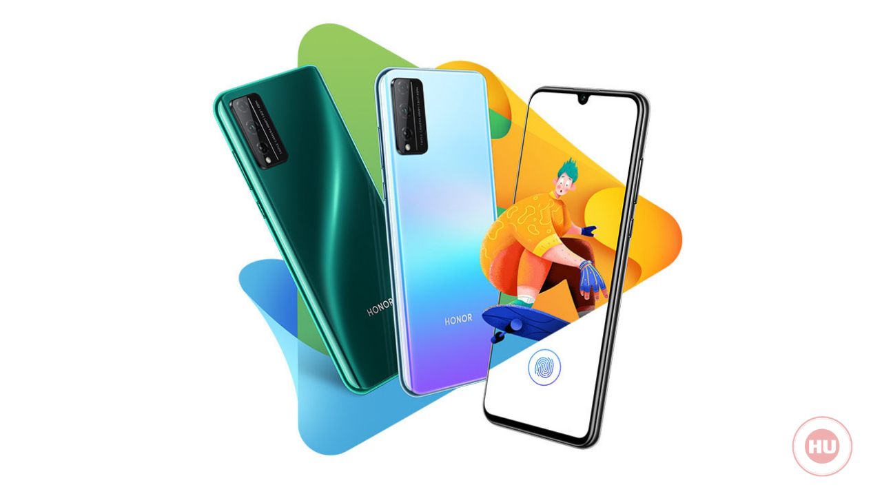 Honor Play 4T Pro update