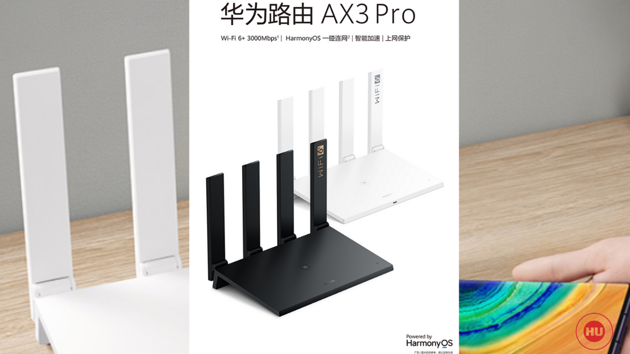 Huawei AX3 Pro new router (1)