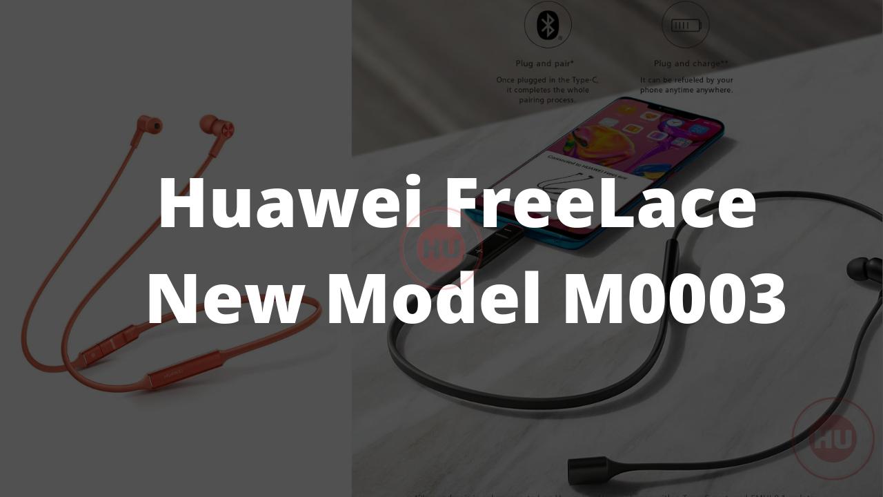 Huawei FreeLace Model M0003