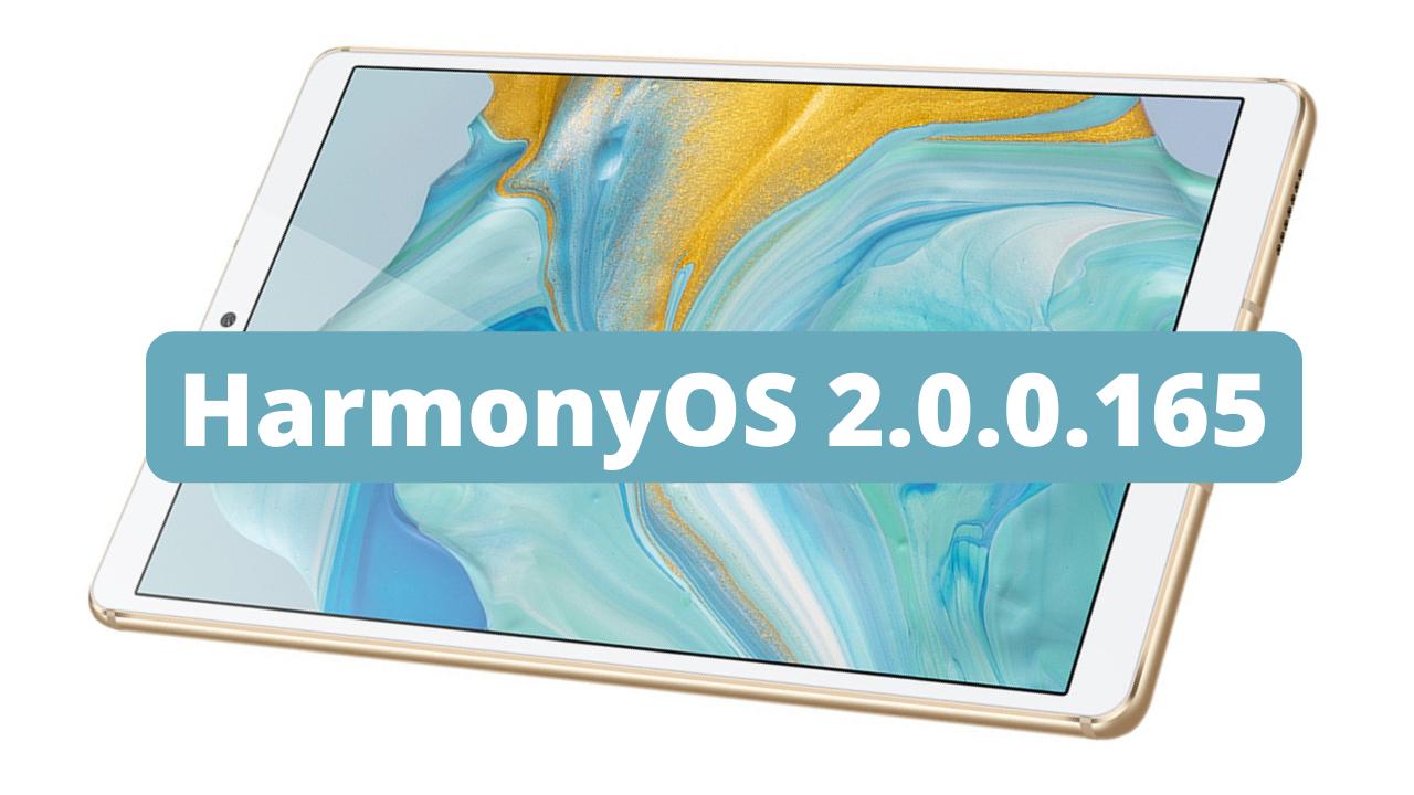 Huawei MediaPad M6 8.4 HarmonyOS 2.0.0.165 (1)