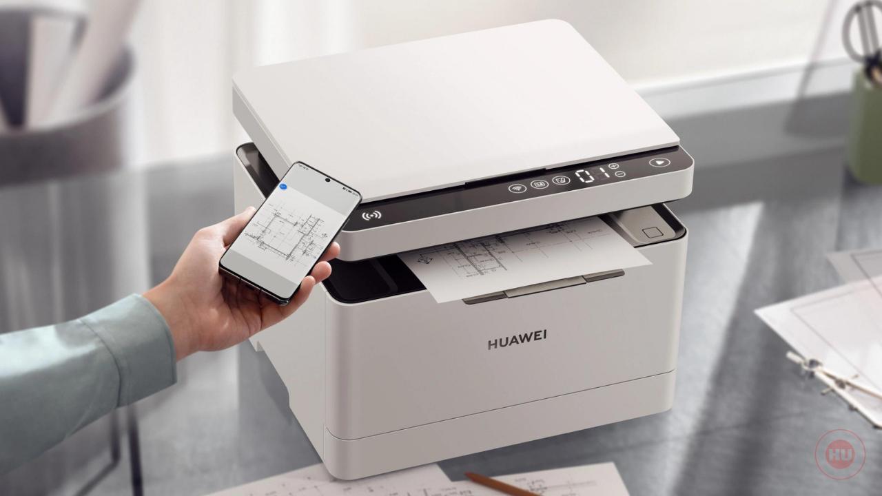 Huawei PixLab X1 Smart Printer