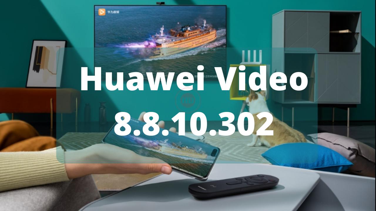 Huawei Video 8.8.10.302