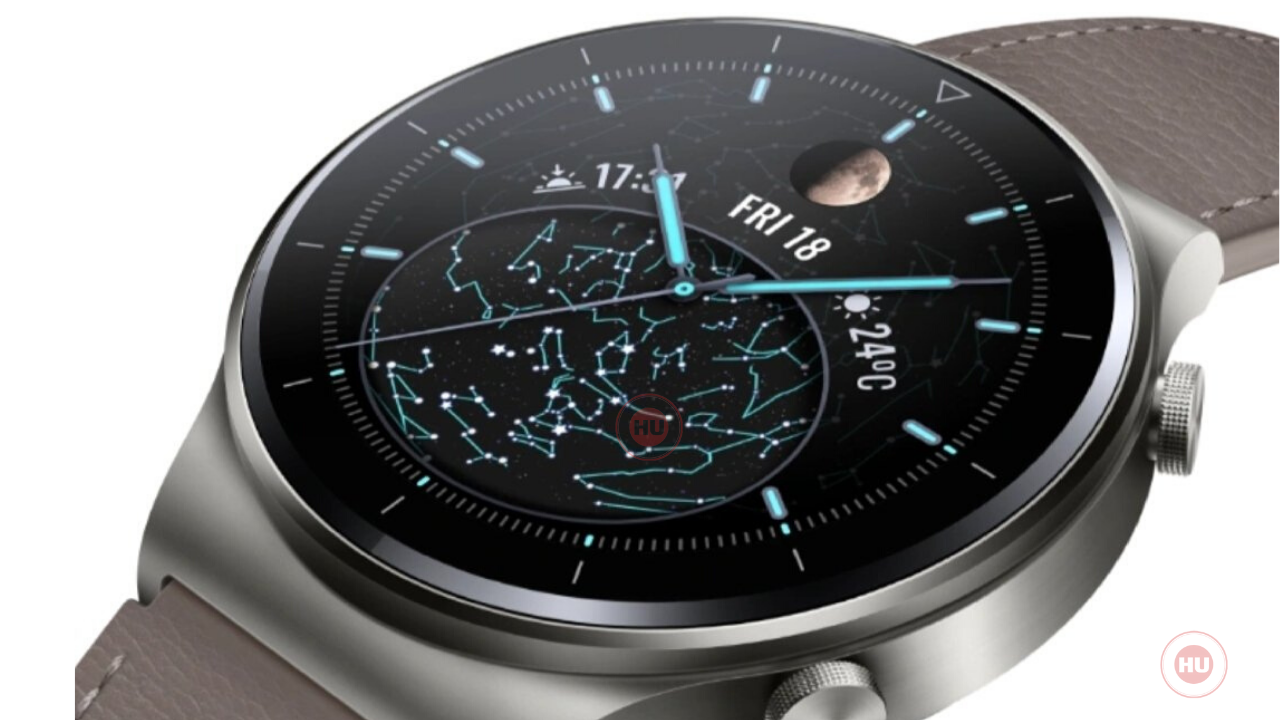 Huawei Watch GT 2 Pro India Launch