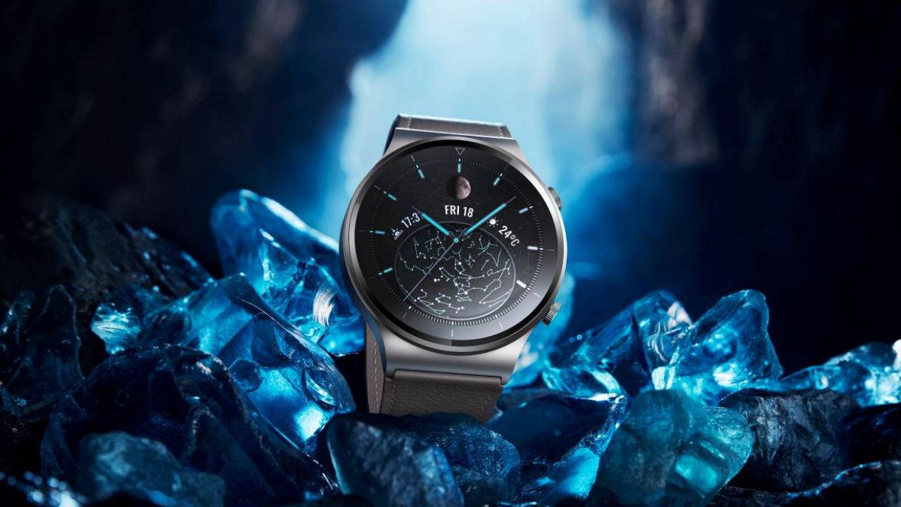 Huawei Watch GT 2 Pro Moon Phase Collection image