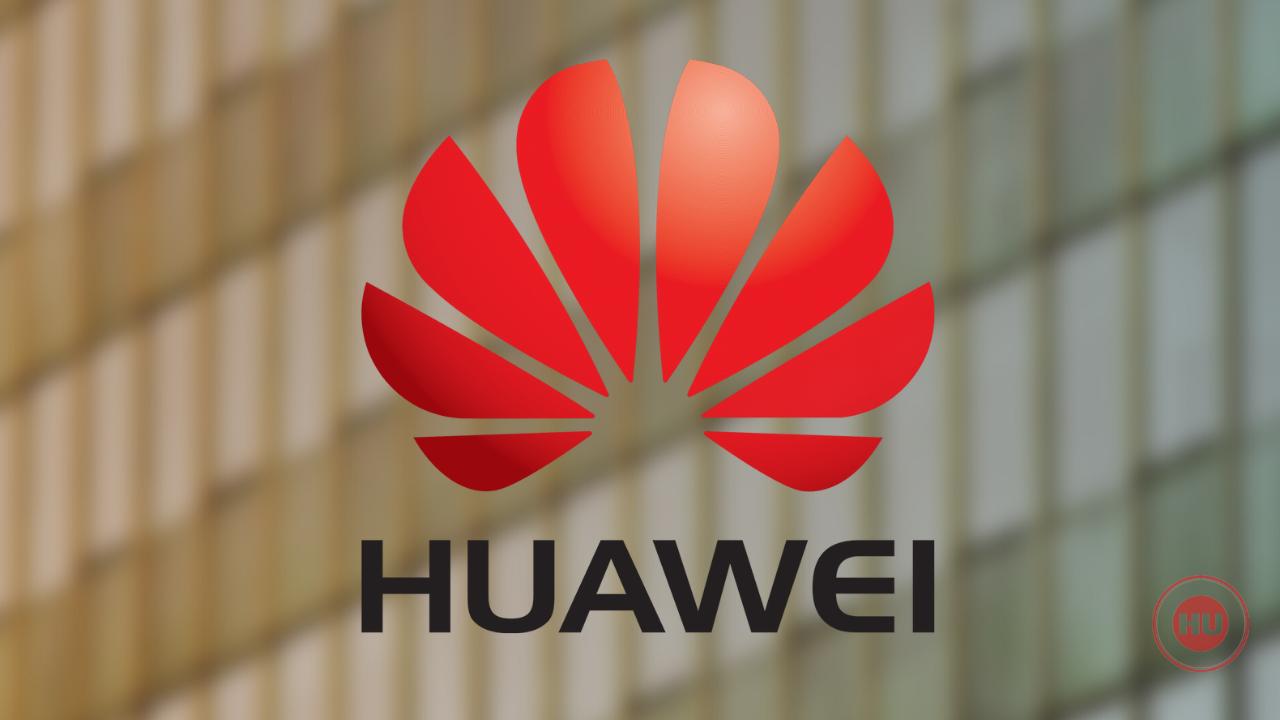 Huawei main logo - HU