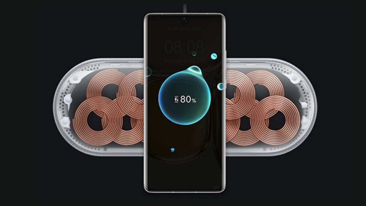 Huawei's multi-device smart wireless charging board