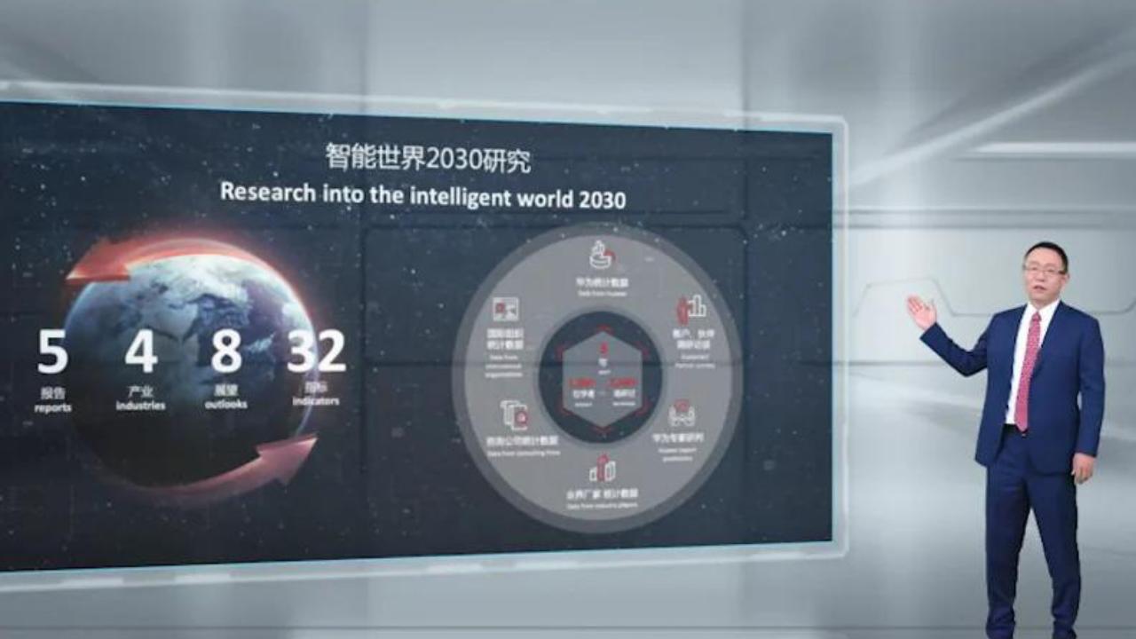 Intelligent World 2030 Report